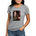 Accolade-BorderT1.png Womens Tri-blend T-Shirt