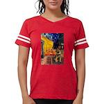 CAFE-BorderT Womens Football Shirt