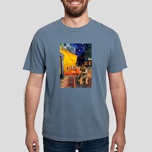 CAFE-BorderT Mens Comfort Colors Shirt