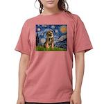 MP-Starry-BorderT1 Womens Comfort Colors Shirt