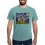 MP-Starry-BorderT1 Mens Comfort Colors Shirt