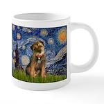 MP-Starry-BorderT1 20 oz Ceramic Mega Mug