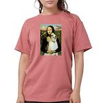 card-Mona-Borzoi1b Womens Comfort Colors Shirt