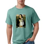 card-Mona-Borzoi1b Mens Comfort Colors Shirt
