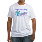 Squaw Valley Fitted T-Shirt