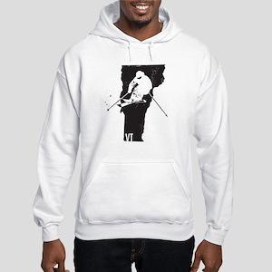 Ski Vermont Hooded Sweatshirt