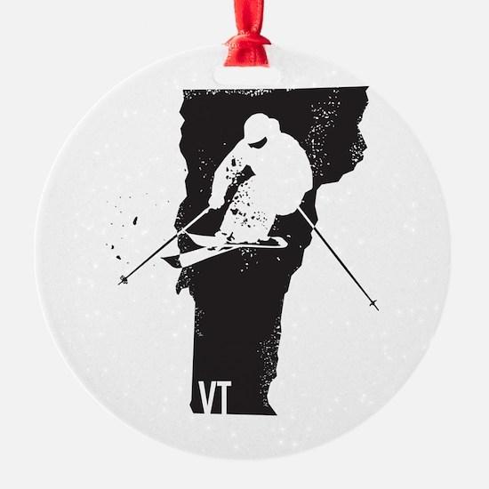 Ski Vermont Ornament
