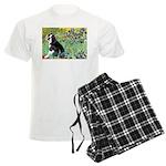 5.5x7.5-Irises-Boston4 Men's Light Pajamas