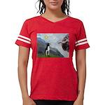 Boston Terrier 3 - Creation of Man Womens Football