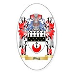 Mogg Sticker (Oval 10 pk)