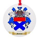 Moffett Round Ornament