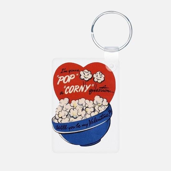 Cute Corny Keychains