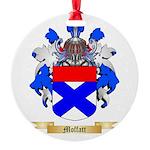 Moffatt Round Ornament