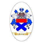 Moffatt Sticker (Oval 10 pk)