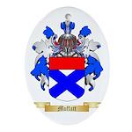Moffatt Oval Ornament