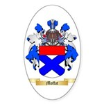 Moffat Sticker (Oval 10 pk)