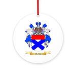 Moffat Round Ornament
