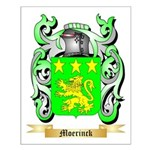 Moerinck Small Poster