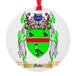 Mody Round Ornament