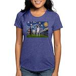 STARRY-Boston2 Womens Tri-blend T-Shirt