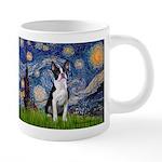 STARRY-Boston2 20 oz Ceramic Mega Mug