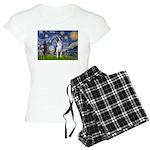 STARRY-Boston2 Women's Light Pajamas