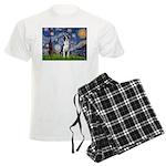 STARRY-Boston2 Men's Light Pajamas