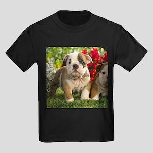 Cute English Bulldog Puppy T-Shirt
