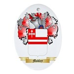 Mobley Oval Ornament