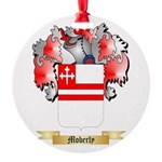 Moberly Round Ornament