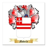 Moberly Square Car Magnet 3