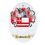 Moberly Oval Ornament