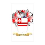 Moberley Sticker (Rectangle 50 pk)