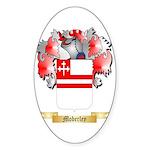 Moberley Sticker (Oval 50 pk)