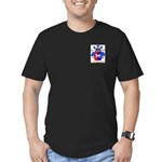Mobbs Men's Fitted T-Shirt (dark)