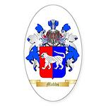 Mobbs Sticker (Oval 10 pk)