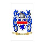 Mlynarczyk Sticker (Rectangle)