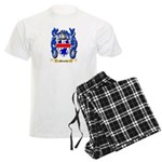 Miynski Men's Light Pajamas