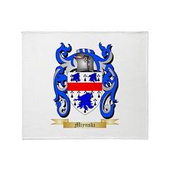 Miynski Throw Blanket