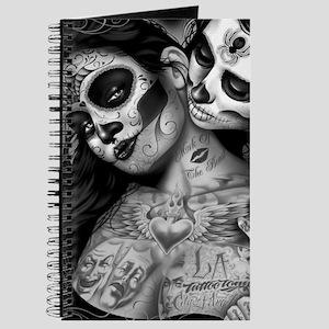 Dia De Los Muertos Journal