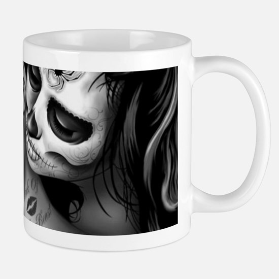 Dia De Los Muertos Mugs