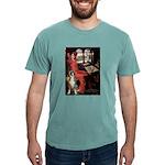 TILE-Lady-Boxer1up Mens Comfort Colors Shirt