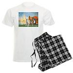2-Regatta - 3 Boxers Men's Light Pajamas