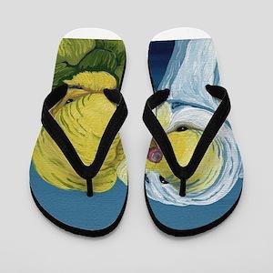 Budgies Flip Flops