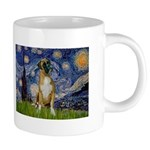 5.5x7.5-StarryNight-Boxer4-nat 20 oz Ceramic M