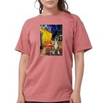 MP-Cafe-Boxer1up Womens Comfort Colors Shirt
