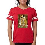 5.5x7.5-KISS-Boxer1up Womens Football Shirt