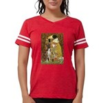 TILE-KISS-Boxer5-Brindle Womens Football Shirt