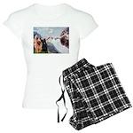 MP-Creation-Briard-Pair Women's Light Pajamas