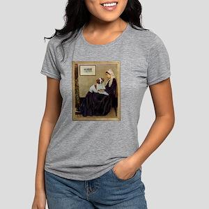 WMom-Britt1 Womens Tri-blend T-Shirt